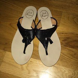 Jack roger flip flops